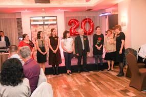 Тържество 20 години МЦ Надежда, Варна (снимка)