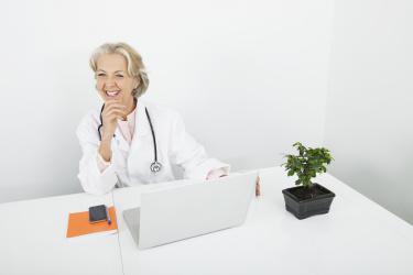 Снимка на лекарта
